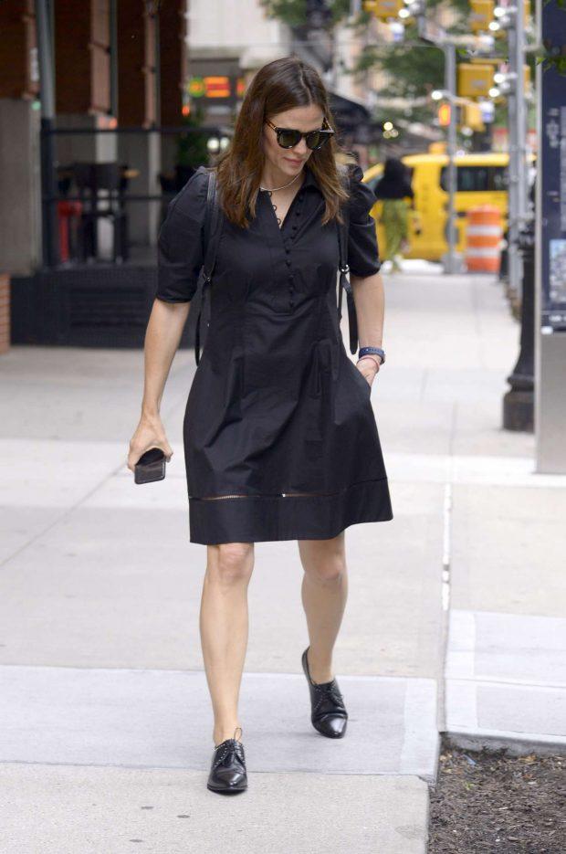Jennifer Garner - Out in New York