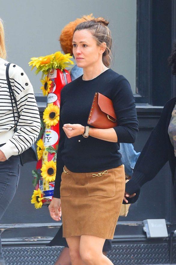 Jennifer Garner - Out in NYC