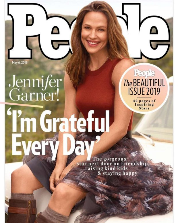 Jennifer Garner - People Magazine (May 2019)