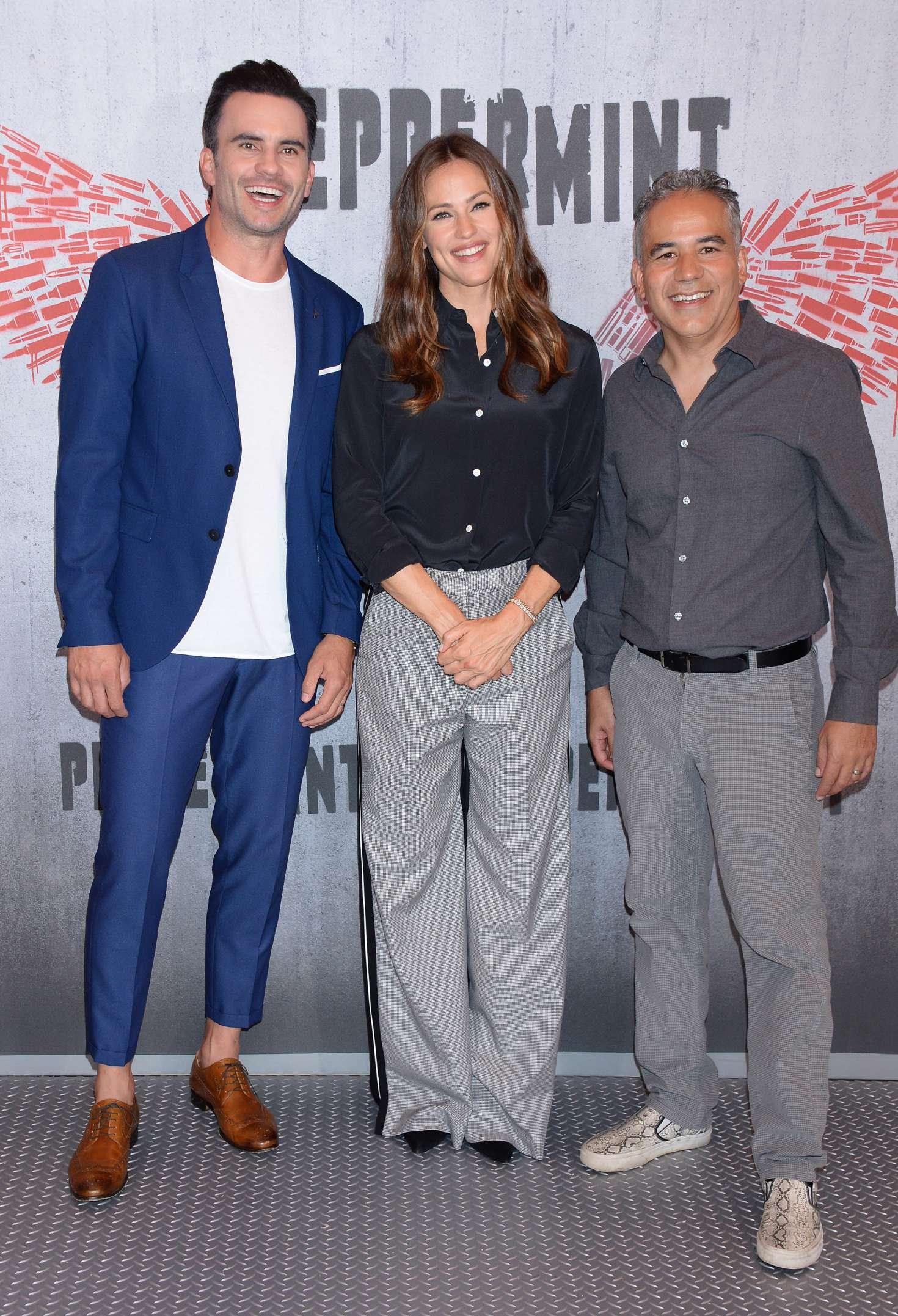 Jennifer Garner 2018 : Jennifer Garner: Peppermint Photocall -01
