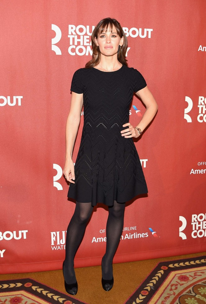 Jennifer Garner – Roundabout Theatre Company's 2015 Spring Gala in NYC