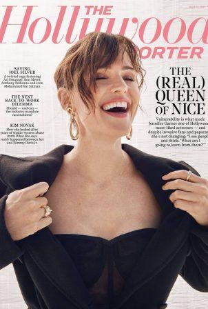 Jennifer Garner - The Hollywood Reporter (March 2021)