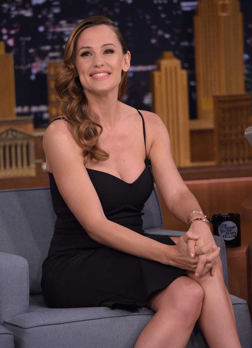 Jennifer Garner - 'The Tonight Show Starring Jimmy Fallon' in NYC