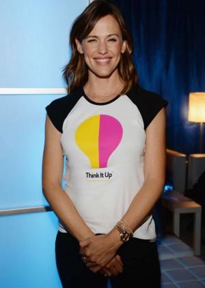 Jennifer Garner - Think It Up Education Initiative Telecast in Santa Monica