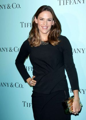 Jennifer Garner - Tiffany and Co Store Renovation Unveiling in Los Angeles