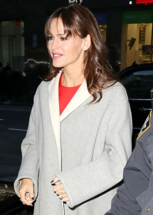 Jennifer Garner - 'Today Show' in NYC