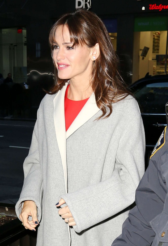 Jennifer Garner – 'Today Show' in NYC