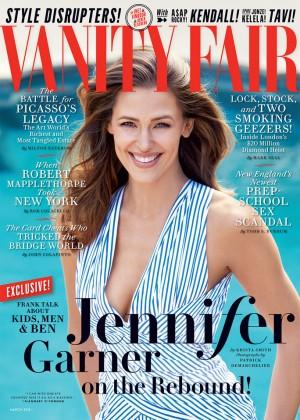 Jennifer Garner - Vanity Fair Magazine (March 2016)