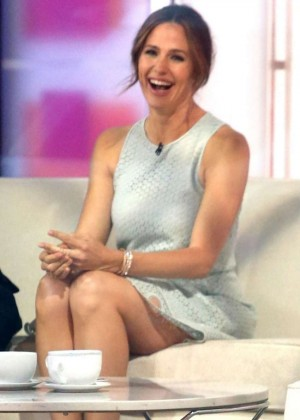 Jennifer Garner - Visits 'The Today Show' in NYC
