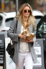 Jennifer Hawkins - Out in Sydney