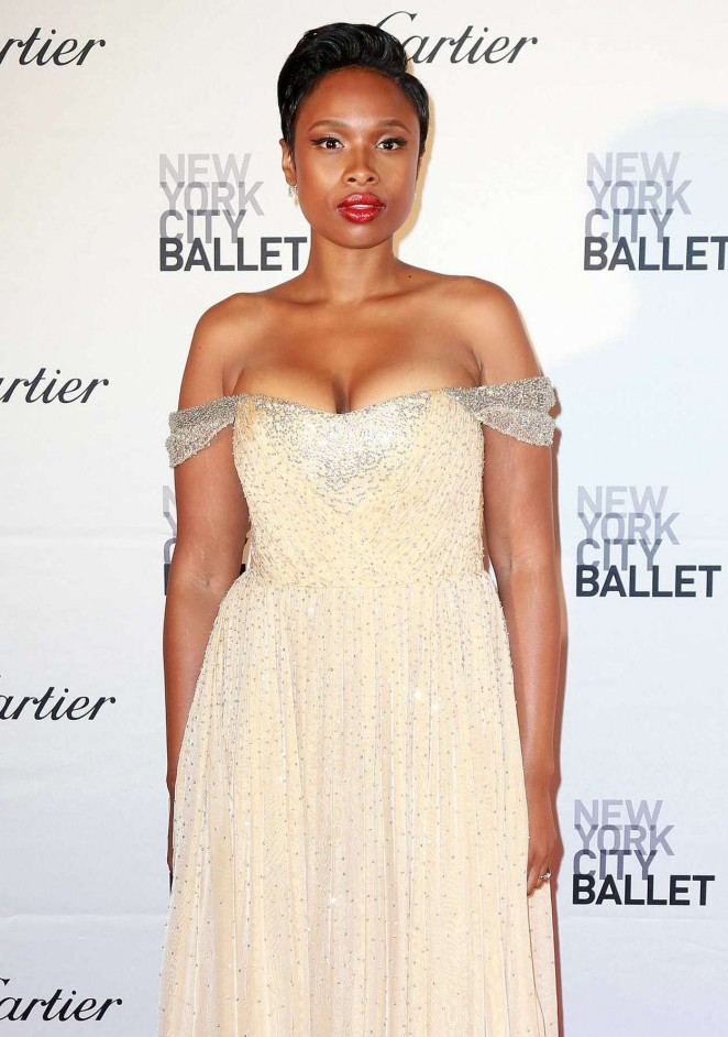 Jennifer Hudson - 2015 New York City Ballet Fall Gala in NY