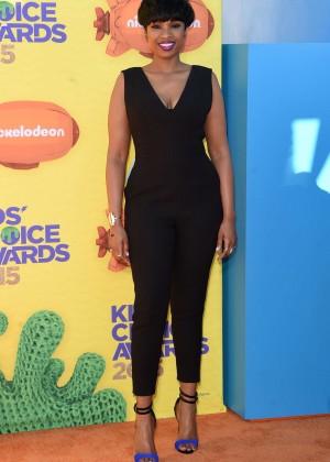 Jennifer Hudson: 2015 Nickelodeon Kids Choice Awards -01