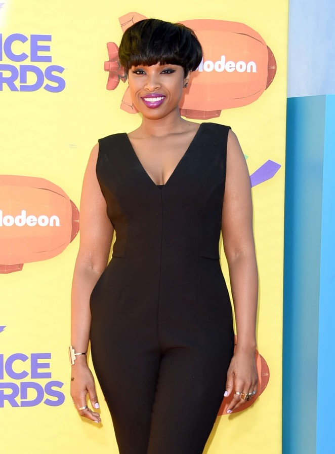 Jennifer Hudson - Nickelodeon Kids Choice Awards 2015 in Inglewood