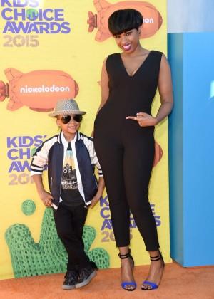 Jennifer Hudson: 2015 Nickelodeon Kids Choice Awards -04
