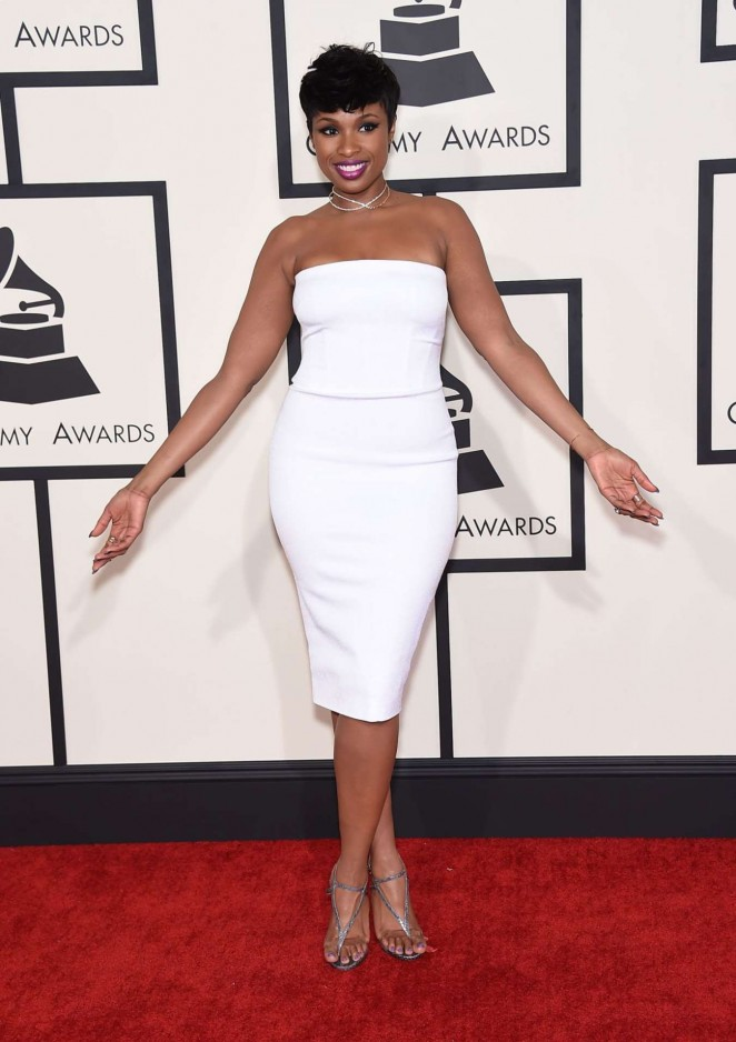 Jennifer Hudson - GRAMMY Awards 2015 in Los Angeles