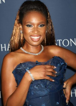 Jennifer Hudson - Harry Winston Unveils 'New York Collection' in NYC