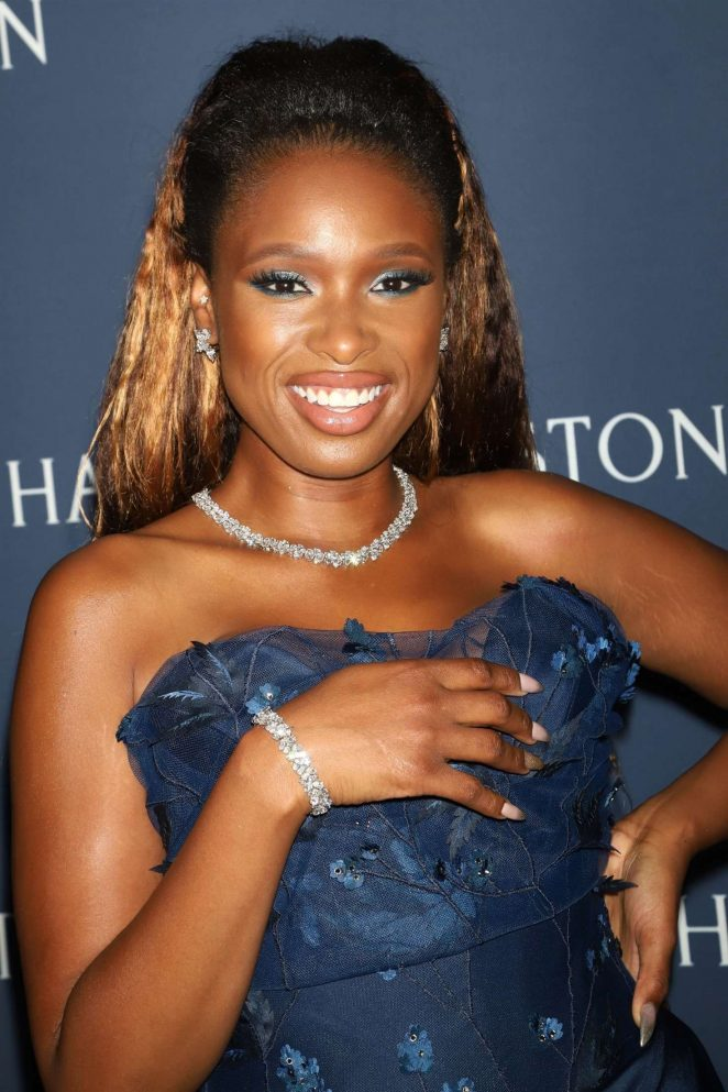 Jennifer Hudson – Harry Winston Unveils 'New York Collection' in NYC