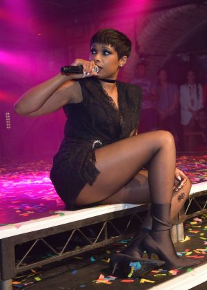 Jennifer Hudson Performance at G-A-Y in London