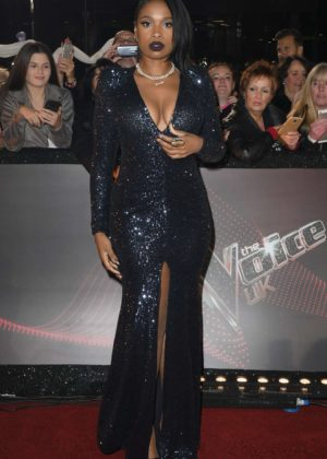 Jennifer Hudson - 'The Voice' TV show photocall in Manchester