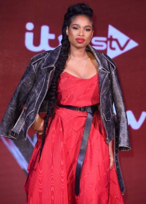 Jennifer Hudson - 'The Voice' UK TV Show Finalists Photocall in London