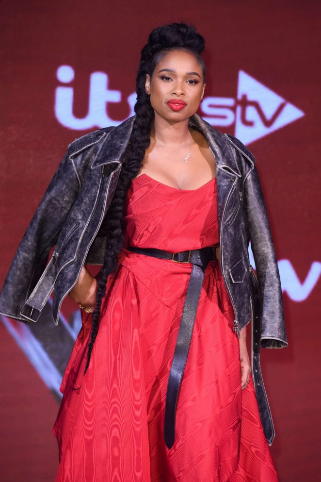 Jennifer Hudson – 'The Voice' UK TV Show Finalists Photocall in London