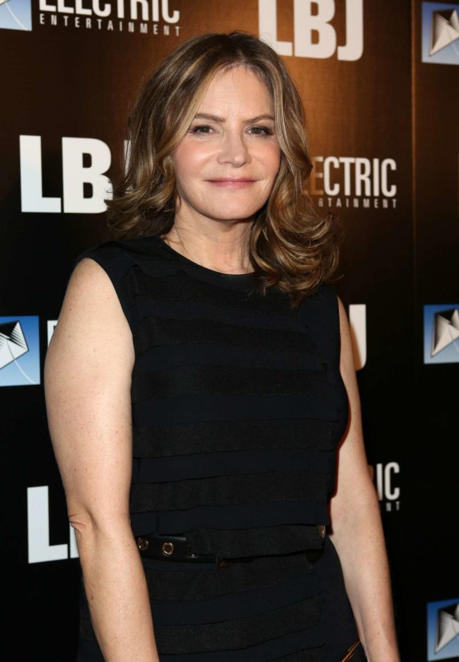 Jennifer Jason Leigh - 'LBJ' Premiere in Los Angeles
