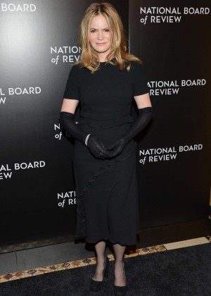 Jennifer Jason Leigh - National Board of Review Awards Gala 2016 in New York