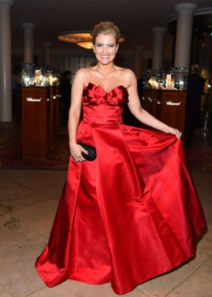 Jennifer Knable - 10. Semper Opernball 2015 in Dresden