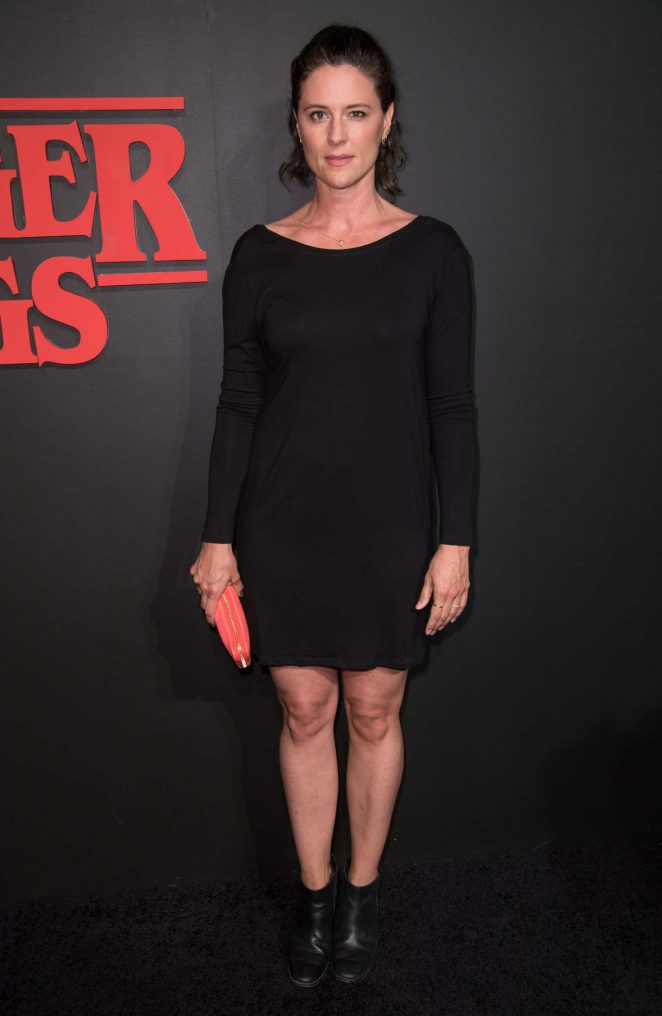 Jennifer LaFleur - 'Stranger Things' Premiere in Los Angeles