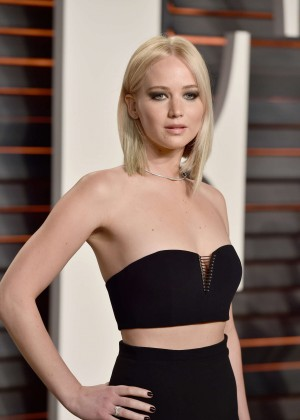 Jennifer Lawrence - 2016 Vanity Fair Oscar Party in Beverly Hills  Jennifer Lawrence