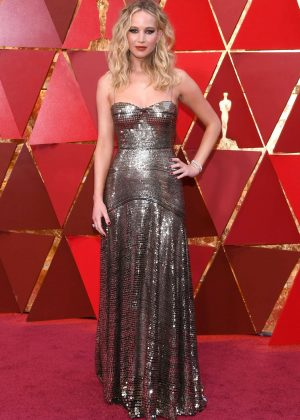 Jennifer Lawrence - 2018 Academy Awards in Los Angeles