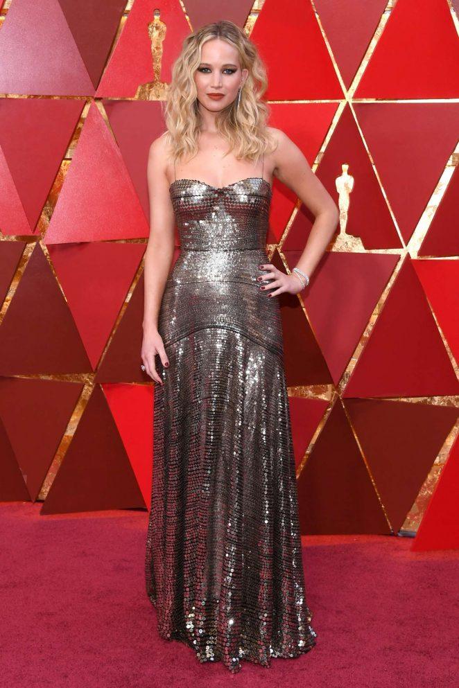 Jennifer Lawrence - 2018 Academy Awards in Los Angeles