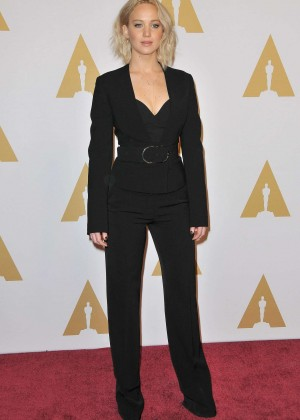 Jennifer Lawrence - 88th Annual Academy Awards Nominee Luncheon in Beverly Hills