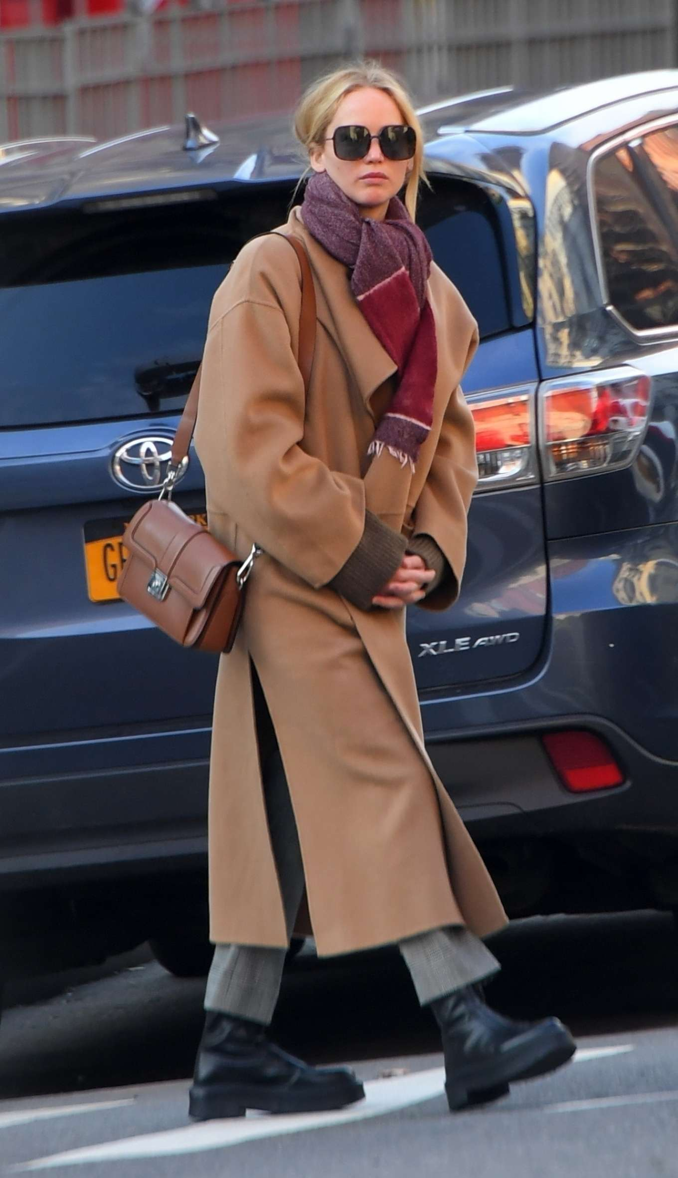 Jennifer Lawrence 2019 : Jennifer Lawrence and Cooke Maroney – Out and about in New York City-11