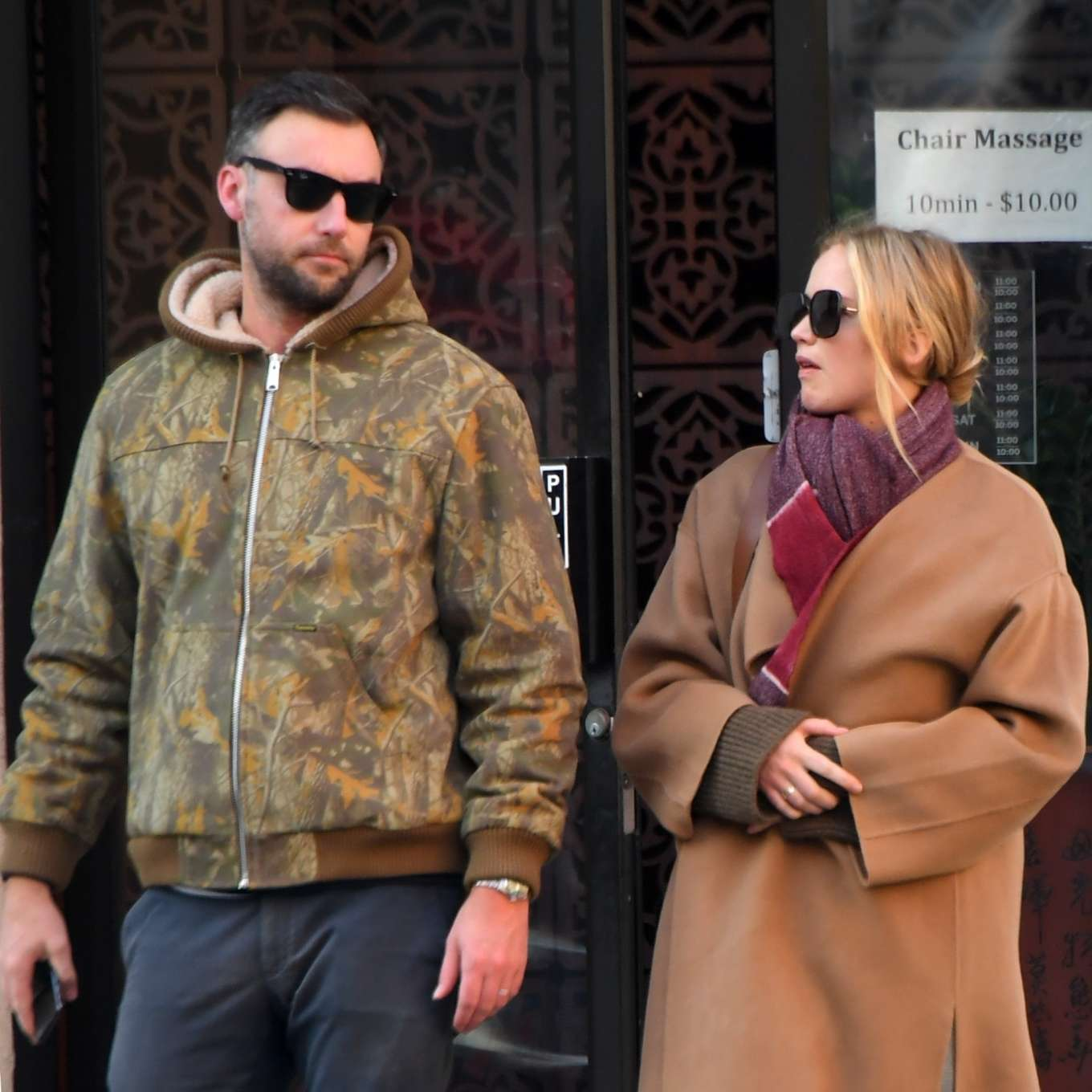 Jennifer Lawrence 2019 : Jennifer Lawrence and Cooke Maroney – Out and about in New York City-14