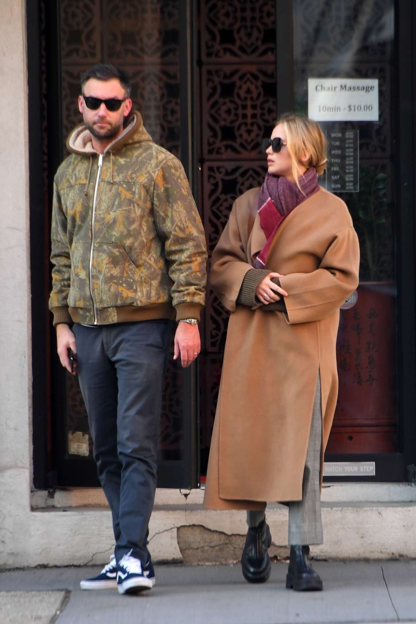 Jennifer Lawrence 2019 : Jennifer Lawrence and Cooke Maroney – Out and about in New York City-17
