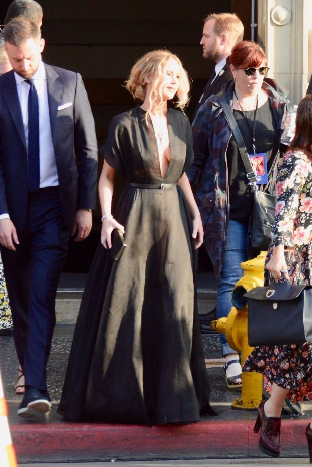Jennifer Lawrence: Arrives at the Dark Phoenix Premiere-06