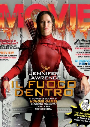 Jennifer Lawrence - Best Movie Magazine (October 2015)