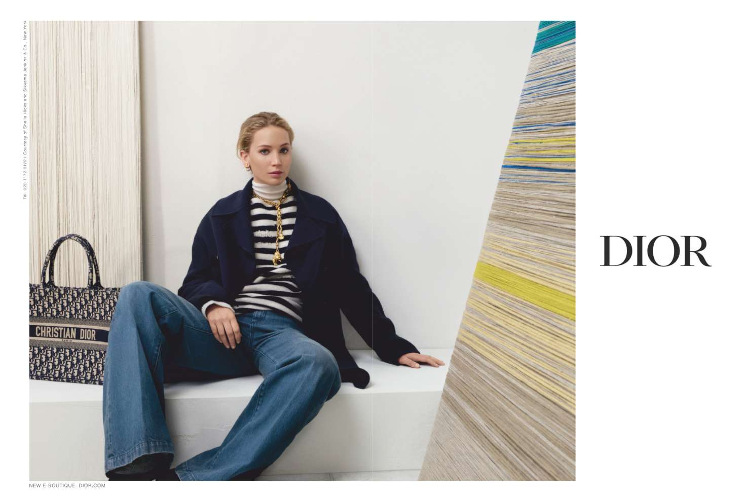 Jennifer Lawrence - Christian Dior Pre-Fall Collection 2019