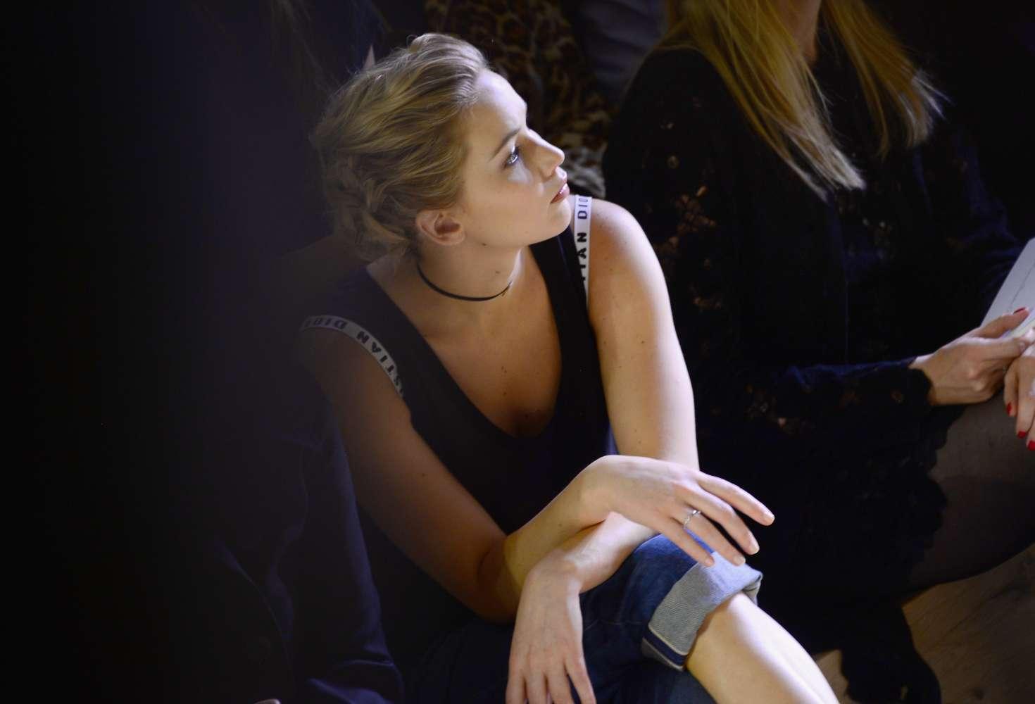 Jennifer Lawrence: Christian Dior Show SS 2017 -31 - GotCeleb