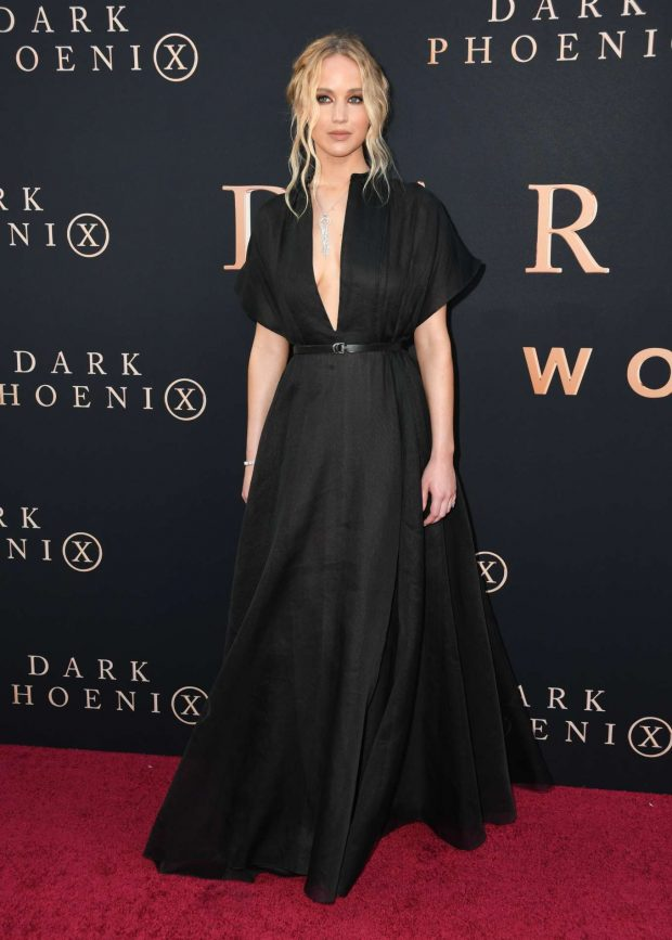 Jennifer Lawrence - 'Dark Phoenix' Premiere in Los Angeles