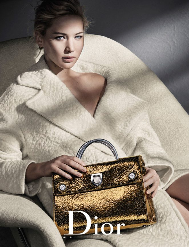 Jennifer Lawrence - Dior Fall/Winter 2016 Campaign