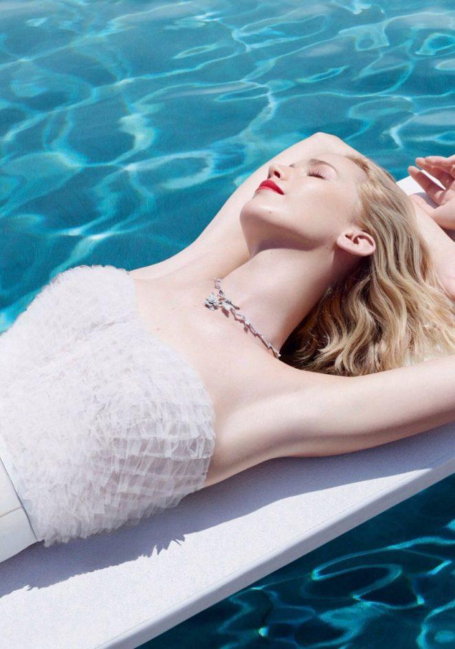Jennifer Lawrence - Dior's New Fragrance 'Joy' 2018