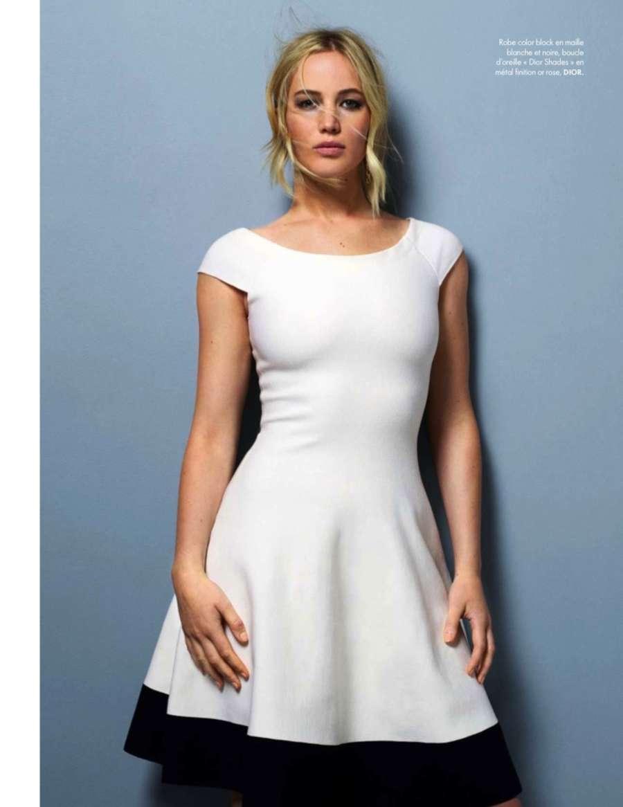 Jennifer Lawrence - Elle France Magazine (December 2015)