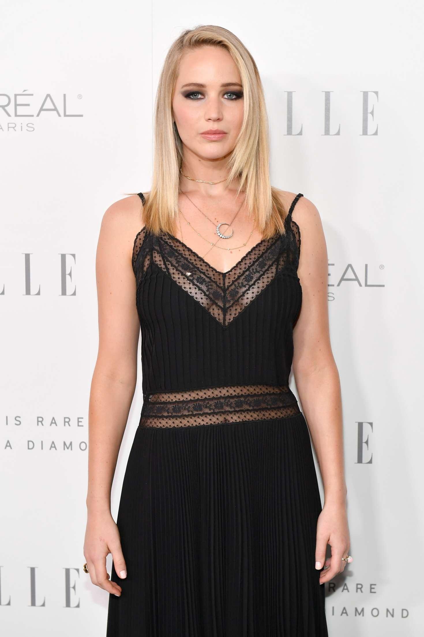 Jennifer Lawrence - ELLE's 24th Annual Women in Hollywood Celebration in LA