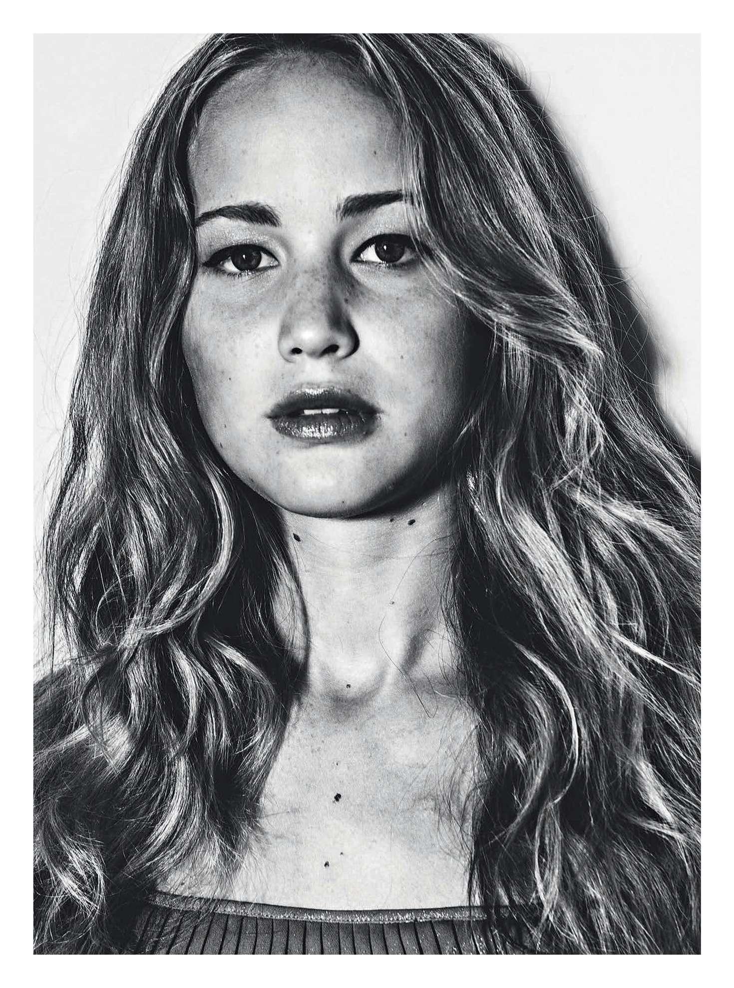 Jennifer Lawrence - Esquire Russia Magazine (May 2016)