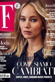 Jennifer Lawrence - F Magazine (Italy April 2020 issue)