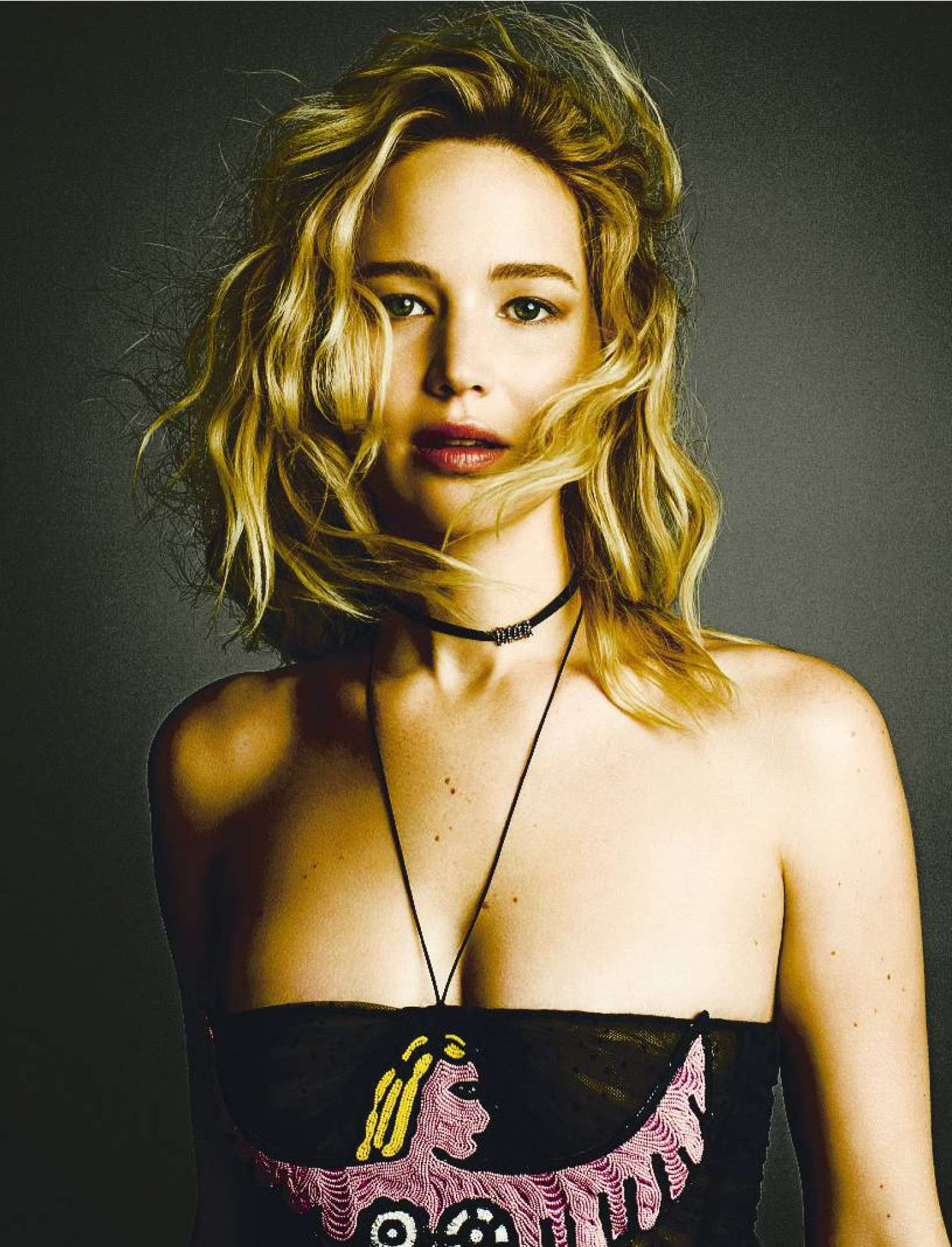 Jennifer Lawrence - Fashion Arts Spain Magazine (March 2018)