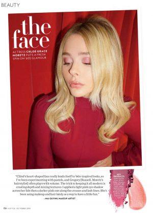 Jennifer Lawrence for InStyle Magazine (October 2018)