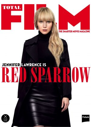 Jennifer Lawrence for Total Film Magazine (March 2018)